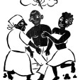 O ENAMORADO. Envolvimento afetivo, livre arbítrio, união figuram nos ícones de Coco de Roda (Dança tradicional do Nordeste, o coco de roda tem sua origem na união da cultura negra com os povos indígenas no Brasil. Ela é formada por uma roda onde, em pares, os participantes dançam conforme o ritmo do tirador, a pessoa que tira os cocos, que canta e improvisa versos no meio da roda. Os que participam da roda não precisam de uma vestimenta própria e podem dançar calçados ou descalços. Além disso, acompanham com palmas e tocam instrumentos de percussão, mas ajudam no canto apenas no refrão).