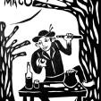 O MAGO. O carta que simboliza o impulso criador, espontaneidade, destreza, habilidade e eloquência foram figuradas por João Grilo (personagem fictício dos contos populares de Portugal e do Brasil. Apareceu com destaque na Literatura de Cordel brasileira e, na condição de pícaro invencível, reapareceu na obra Auto da Compadecida, escrita por Ariano Suassuna em 1955).