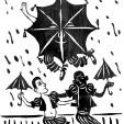 O SOL. A vitalidade, clareza, calor, sucesso e os bons sentimentos da carta são representados na figura do Frevo (ritmo musical e uma dança brasileira com origem no estado de Pernambuco, misturando marcha, maxixe, dobrado e elementos da capoeira. Declarado Patrimônio Imaterial da Humanidade pela UNESCO em 2012).
