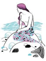 Sereia da Ilha do Mel