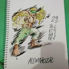 Alex + Maozão