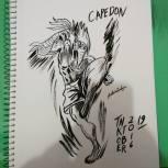 Adon + Capelobo