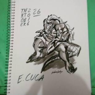 E. Honda + Cuca