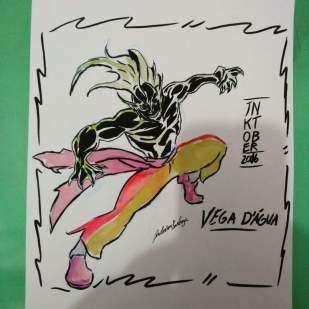 Vega + Negro D'água