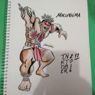 Thunder Hawk + Macunaíma