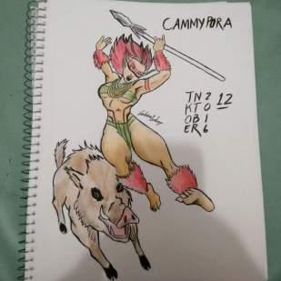 Caipora + Cammy