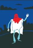 Barão de Escada (assombração) Local: Todo o estado A lenda vem de Belmiro da Silveira Lins, tenente-coronel da Guarda Nacional e primeiro barão de Escada, assassinado em Vitória de Santo Antão. Anda por todo o estado coberto por um lençol ensopado de sangue.
