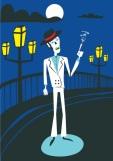 Boca-de-ouro (assombração):Anda em busca de pessoas solitárias na rua e pede que acendam-lhe um cigarro. Antes que o façam, dá uma gargalhada e exibe os dentes dourados, que lhe dão o nome, e continua perseguindo a vítima.
