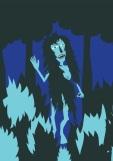 Cumade Fulozinha (entidade):Trata-se de uma protetora das matas. Em versão índia ou cabocla, ela também poderia ajudar caçadores a encontrar presas em troca de oferendas, caso contrário, os desorientaria no meio da mata.