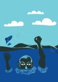 Nego D'água (entidade):Protetor do rio, é uma entidade meio homem, meio anfíbio, que aborda pescadores e desatentos levando-os para dentro d'água. Para escapar e não morrer afogado, é aconselhável não ficar sozinho nas margens do rio.