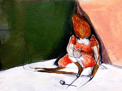 Mula sem cabeça - Paula Chimanovitch