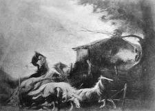 Ricardo Cippichia -O Saci e a Cavalhada, 1917