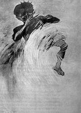 Umberto Della Latta - Saci no Rodamoinho, 1917