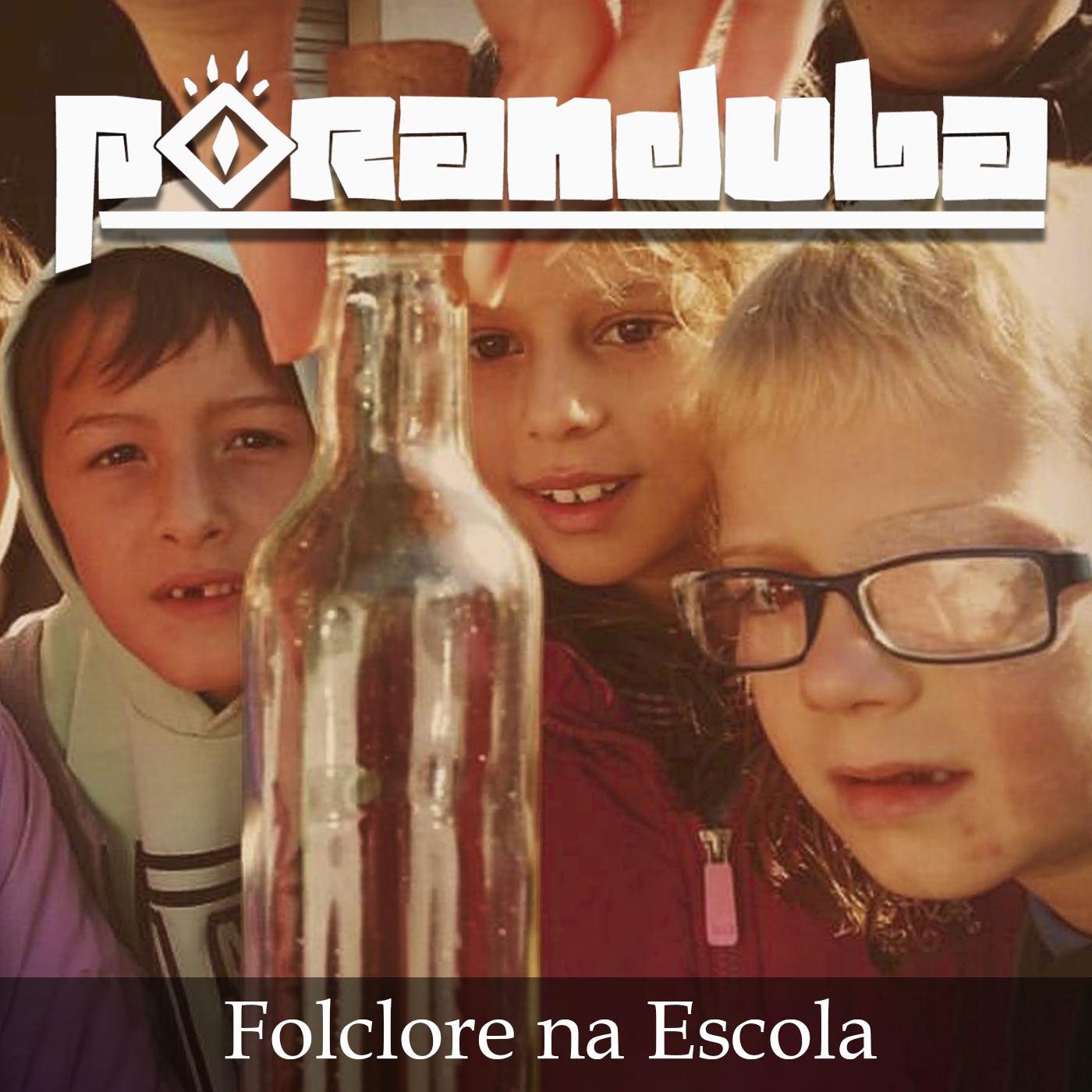 Podcast com ideias inovadoras sobre folclore na escola