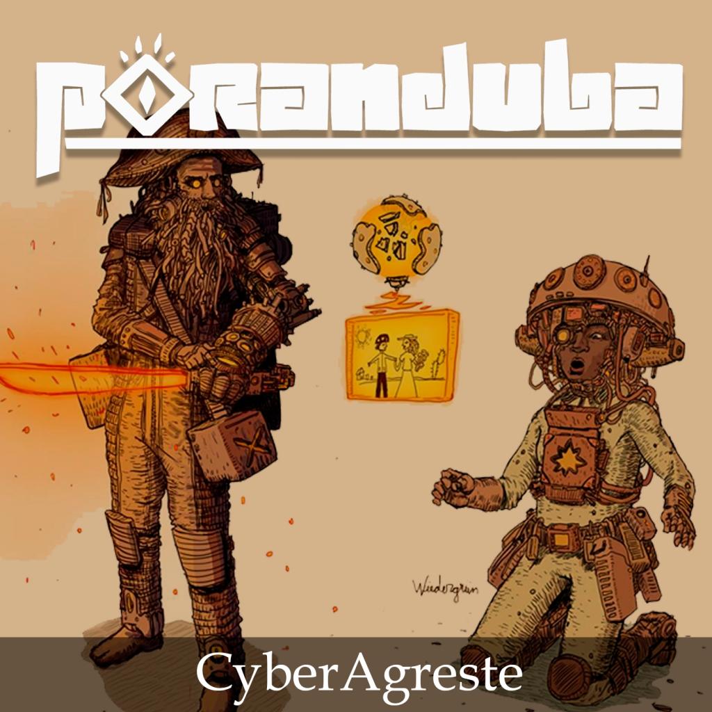 Poranduba - Podcast de Folclore - Cyberagreste e Sertãopunk